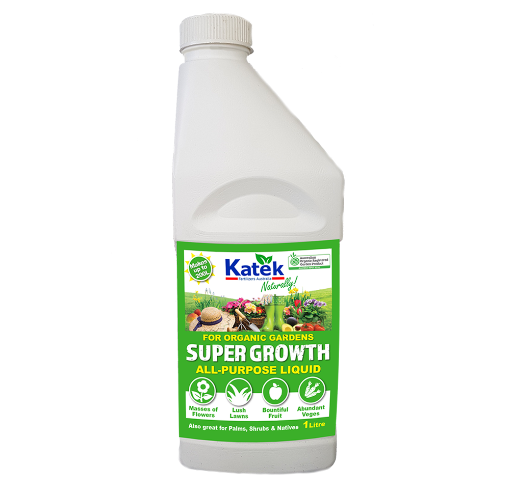 Katek Super Growth Liquid Fertiliser