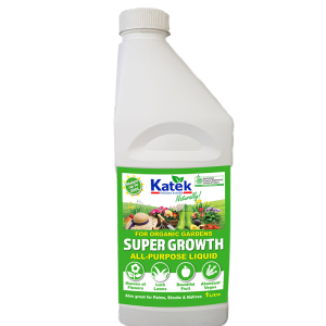 Katek Organic Super Growth Liquid Fertiliser