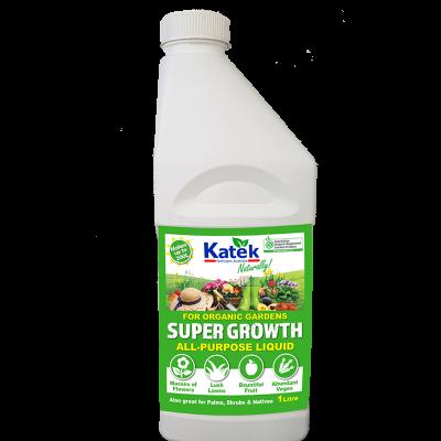 Katek Organic Super Growth Liquid Fertiliser
