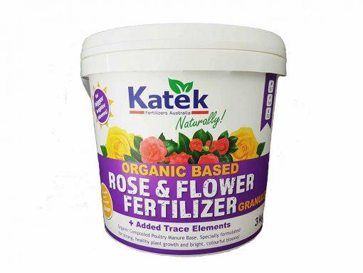 Katek Rose & Flower Fertiliser