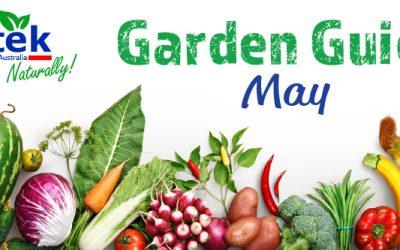May Garden Guide 2018