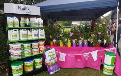 Successful weekend at the Gympie Garden Expo