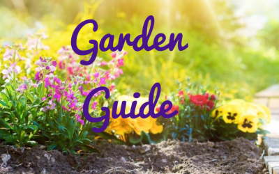 May Garden Guide 2018
