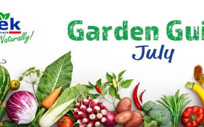 July Garden Guide 2018
