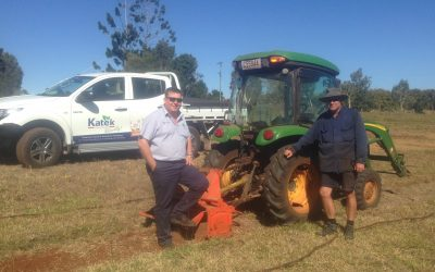 Childers Farm success with Katek Customised Blend!