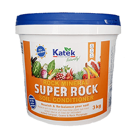 Super Rock Rock Minerals Soil Conditioner