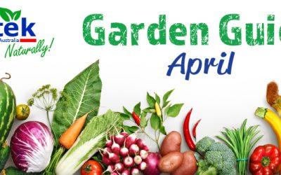 April Garden Guide 2018
