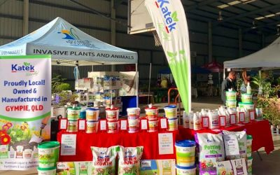 Another great weekend at the Gympie Garden Expo!